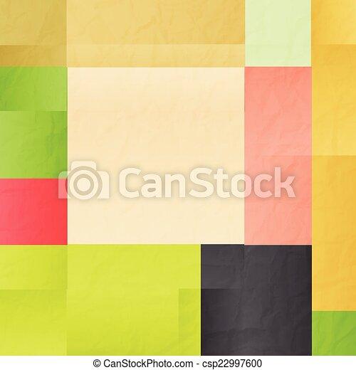 rectangles - csp22997600