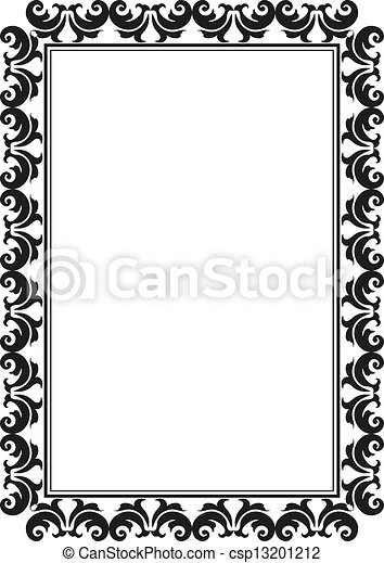 rectangular frame - csp13201212