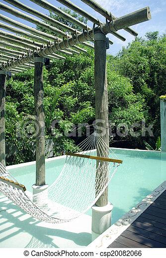 recurso, piscina, bonito - csp20082066