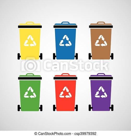 recycle bin - csp39979392