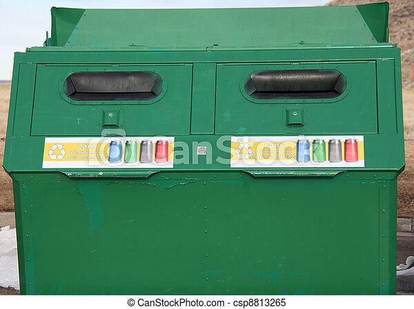 Recycle bin. - csp8813265