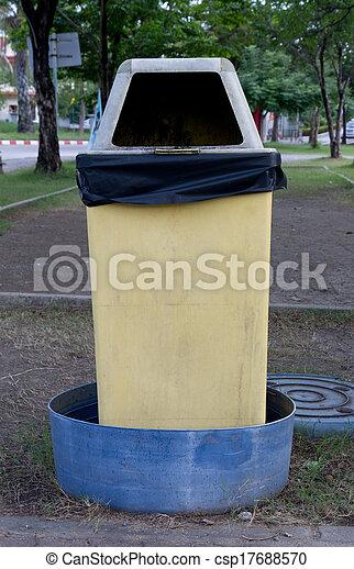 Recycle Bins - csp17688570