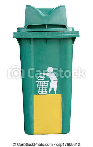 Recycle Bins - csp17688612