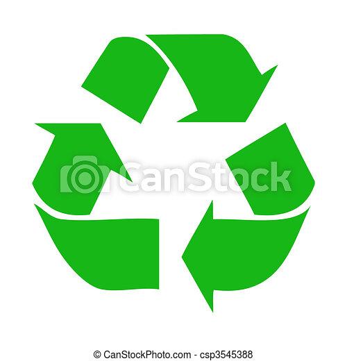 Recycle Vector - csp3545388