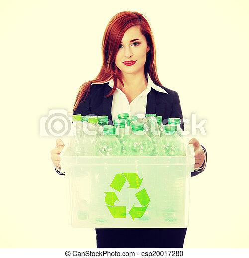 Recycling concept - csp20017280