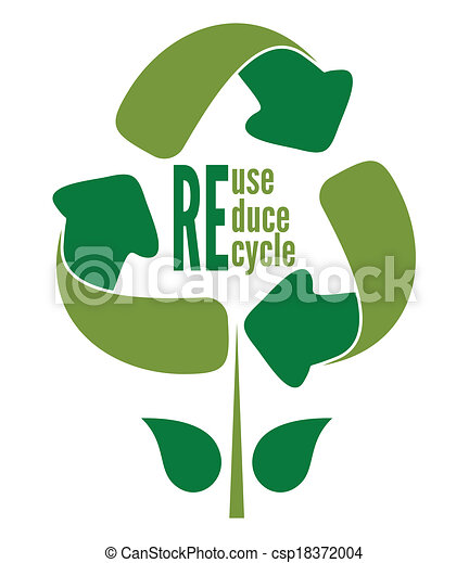 Recycling Symbols Vector Clipart Search Illustration Drawings And
