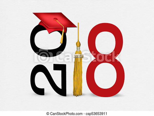 red graduation clip art and stock illustrations 6 876 red rh canstockphoto com