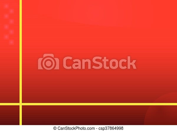 Red abstract background - csp37864998