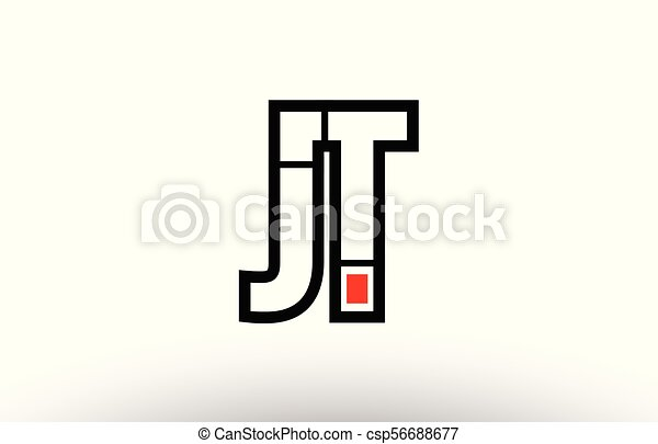 Jt Logo Design Free Download