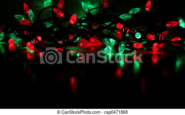 red and green christ csp0471868 - Red And Green Led Christmas Lights