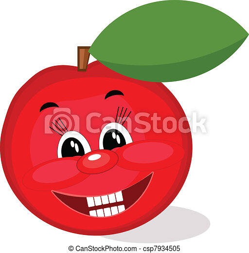 Red Apple - csp7934505