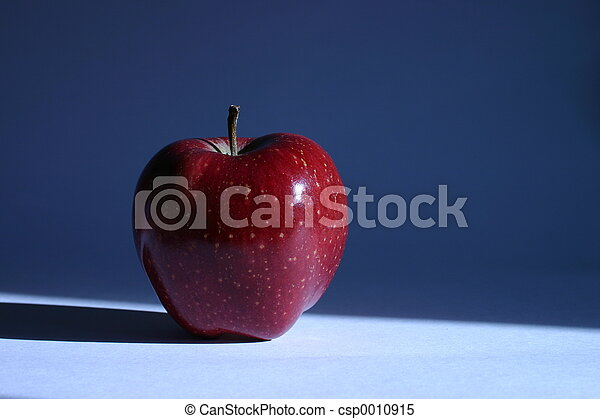Red Apple I - csp0010915