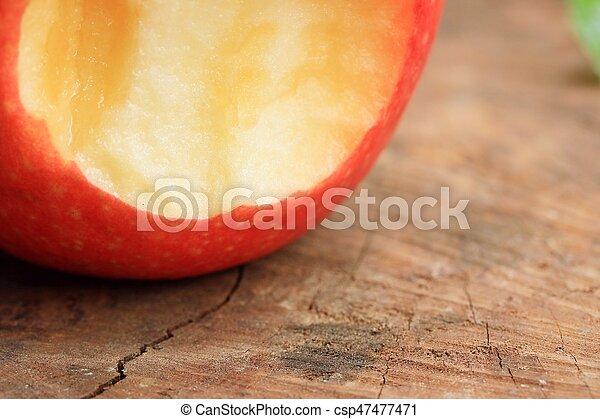 red apple - csp47477471