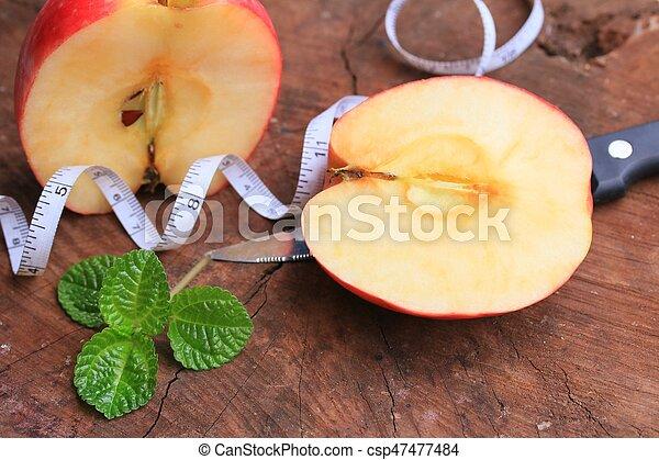 red apple - csp47477484