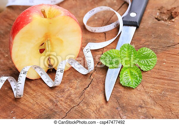 red apple - csp47477492