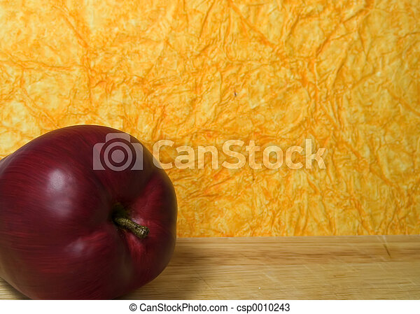 Red Apple - csp0010243