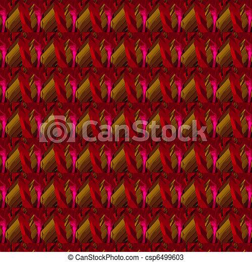 Red back ground 1 - csp6499603