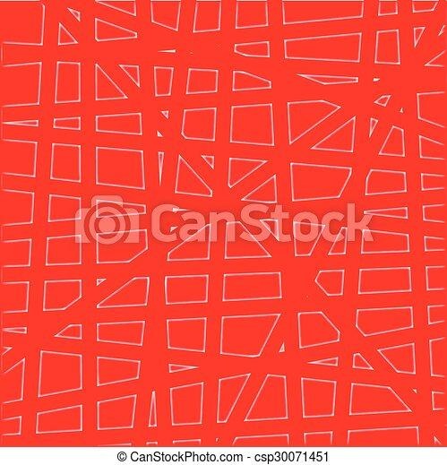 Red Background - csp30071451