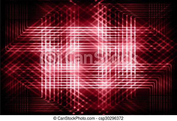 Red background - csp30296372