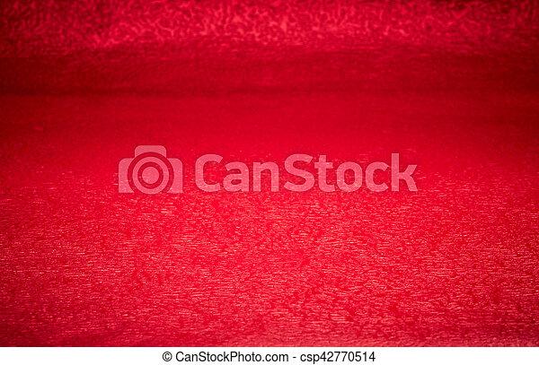 red background - csp42770514