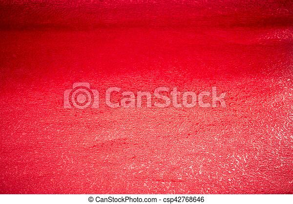 red background - csp42768646