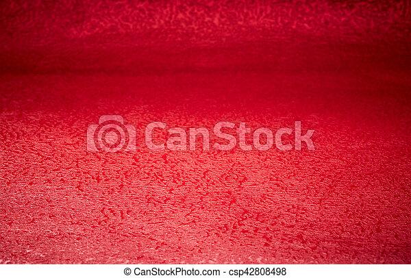 red background - csp42808498