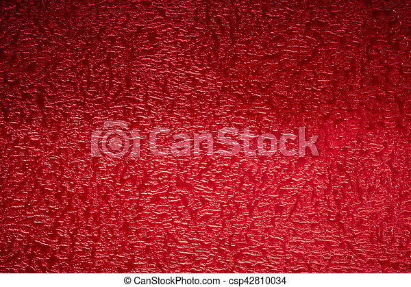 red background - csp42810034