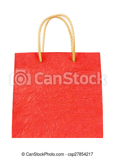 Red Bag - csp27854217