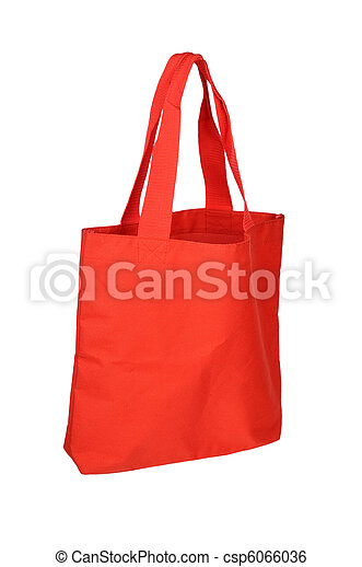 Red bag - csp6066036