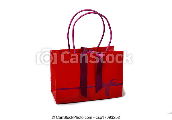 red bag - csp17093252
