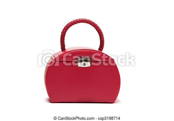 Red bag - csp3198714