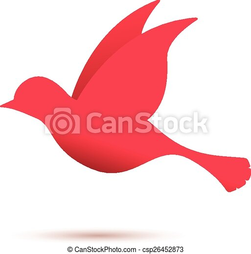 red bird in flight vectors illustration search clipart drawings rh canstockphoto com red angry bird clipart red angry bird clipart