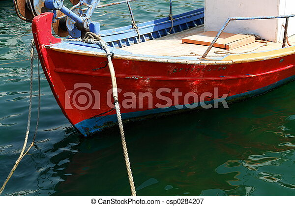 red boat - csp0284207