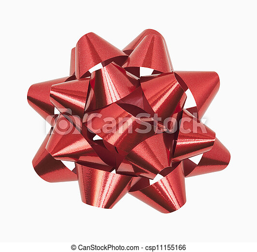 Red Bow - csp11155166