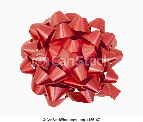 Red Bow - csp11155167