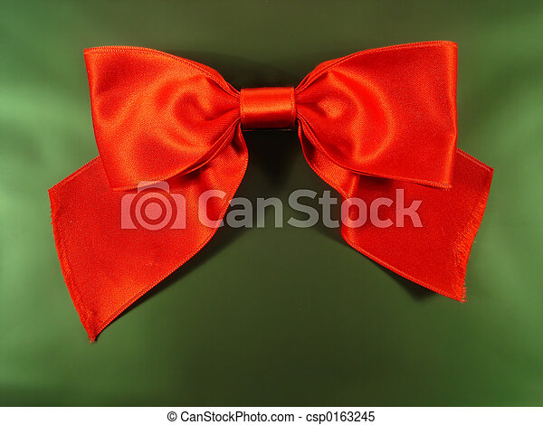 red bow - csp0163245