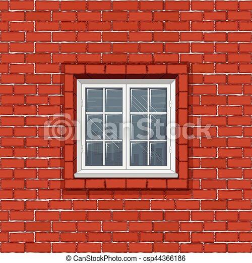 white window frame wall art