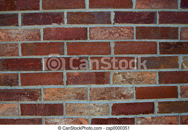Red Bricks - csp0000351