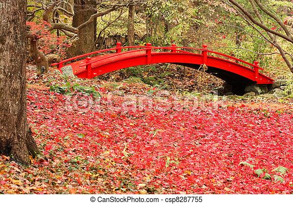 Red Bridge - csp8287755