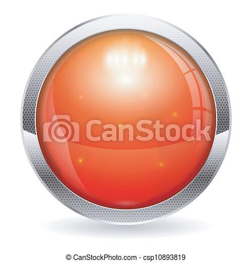 Red Button - csp10893819
