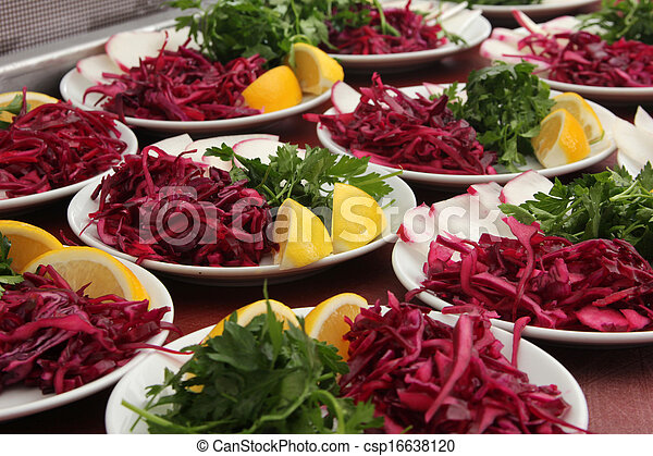 Red Cabbage - csp16638120