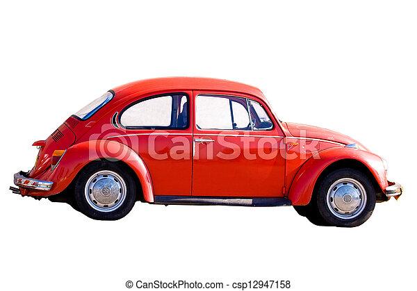 Red car - csp12947158