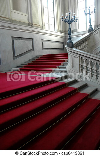 Red carpet - csp0413861