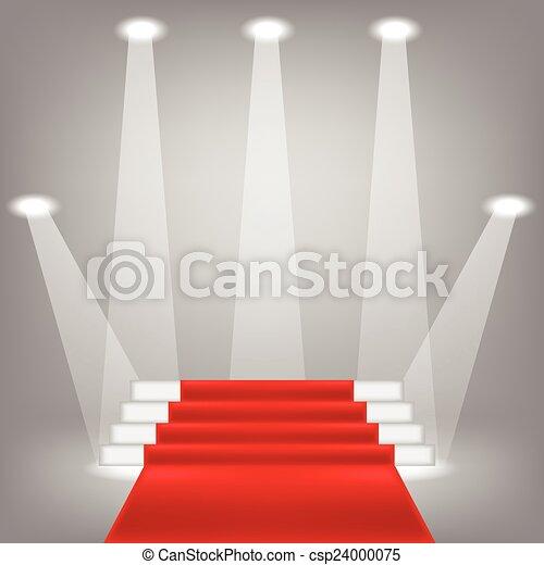 red carpet - csp24000075
