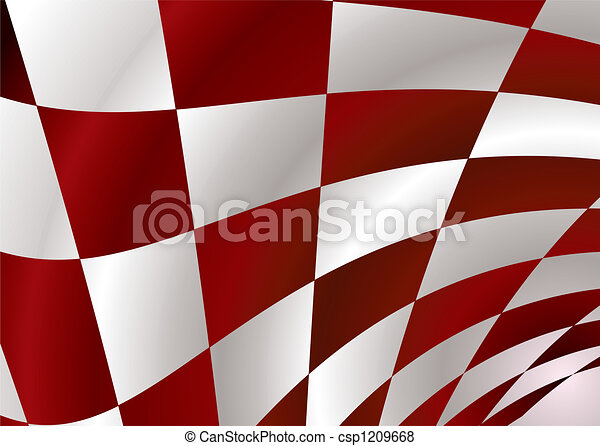 red checker - csp1209668