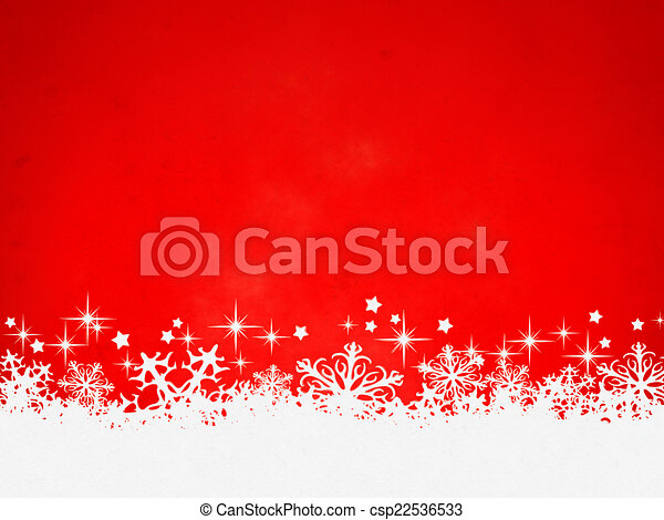 red christmas background - csp22536533
