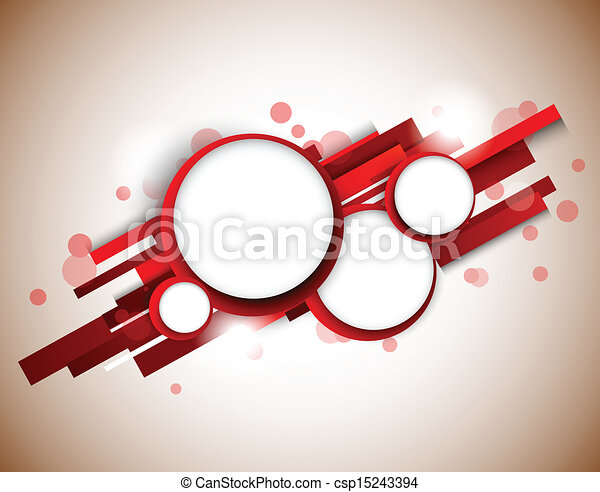 Line Design Clipart Free : Red circles on lines abstract design eps vectors search clip