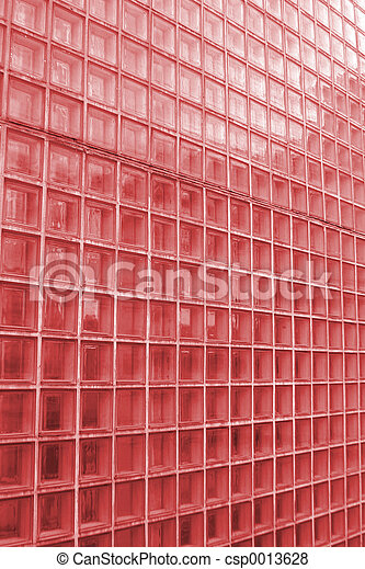 Red Clear Tile - csp0013628