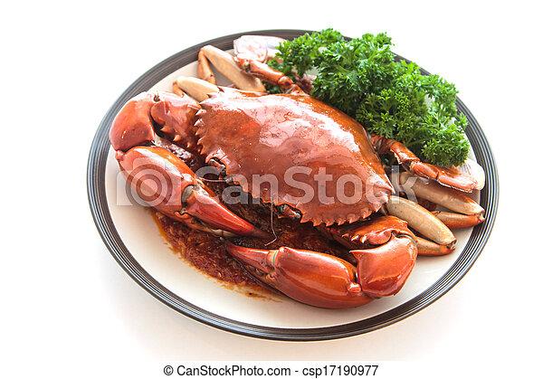Red crab - csp17190977