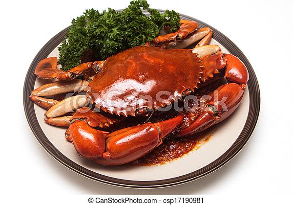 Red crab - csp17190981
